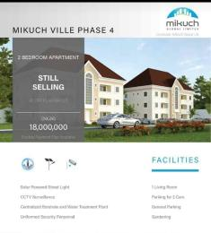 2 bedroom Flat / Apartment for sale Mikuch ville phase 4 Gaduwa Abuja