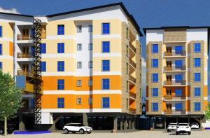 2 bedroom Flat / Apartment for sale Dada Fayemi close Osapa london Lekki Lagos - 1