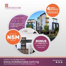 2 bedroom Blocks of Flats House for sale Beside Villac school, ajah Abijo Ajah Lagos