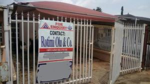 2 bedroom House for rent Kwali close  Garki 1 Abuja