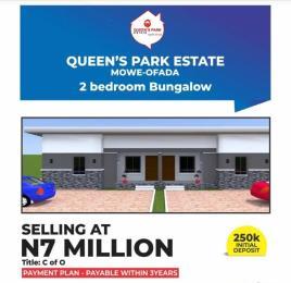2 bedroom Terraced Bungalow House for sale ... Ifo Ogun