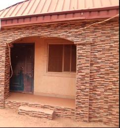 2 bedroom Detached Bungalow House for rent Arab Junction, along Kaja road Orozo Abuja