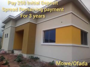2 bedroom Detached Bungalow House for sale Orile Emo Town Ofada Obafemi Owode Ogun