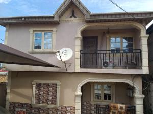 2 bedroom Terraced Duplex House for sale 60 olowu street  Pipeline Alimosho Lagos