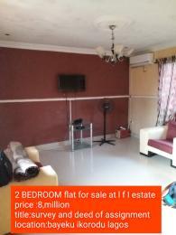 2 bedroom Terraced Bungalow House for sale L F I ESTATE  Igbogbo Ikorodu Lagos