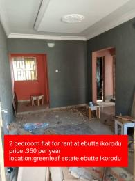 2 bedroom Self Contain Flat / Apartment for rent GREENLEAF ESTATE,EBUTTE IKORODU LAGOS Igbogbo Ikorodu Lagos