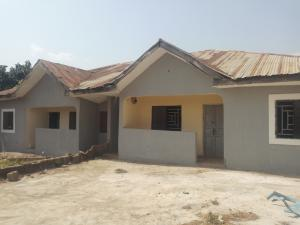 2 bedroom Detached Bungalow House for rent main street Kuje Abuja