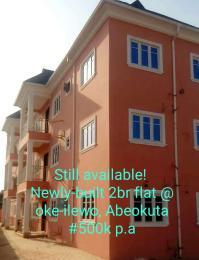 2 bedroom Flat / Apartment for rent OKe Ilewo Abeokuta Ogun