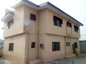 2 bedroom Flat / Apartment for rent Omolara Badiru Estate, Off College Road, Ifako-ogba Ogba Lagos