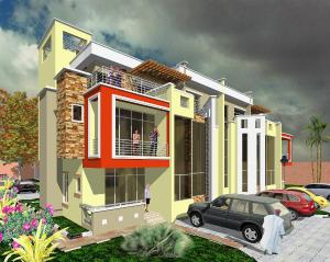 2 bedroom Penthouse Flat / Apartment for rent 19/29 Adetola Ayeni Street, Lekki Phase 1 behinf Dome Church Lekki Phase 1 Lekki Lagos