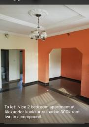 2 bedroom Flat / Apartment for rent alexander/kuola area off akala express ibadan Akala Express Ibadan Oyo