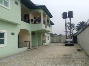 2 bedroom Flat / Apartment for rent Golf 2 Estate, off East/West Road, by Deeper Life Church, Port Harcourt Obio-Akpor Rivers