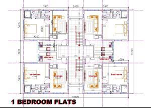 2 bedroom Blocks of Flats House for sale Jabi Abuja