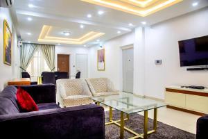 2 bedroom Penthouse Flat / Apartment for shortlet Lekki peninsula  Lekki Phase 1 Lekki Lagos