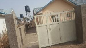 2 bedroom Semi Detached Bungalow House for sale Vintage Estate, Karu Very Close to Blooms Academy Mararaba Abuja
