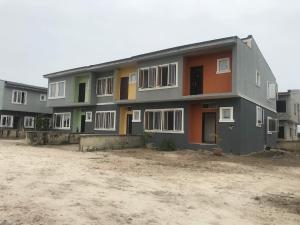 2 bedroom Terraced Duplex House for sale WEALTHLAND Oribanwa Ibeju-Lekki Lagos