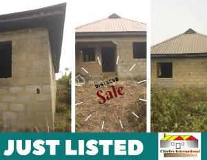 2 bedroom Terraced Bungalow House for sale   Mosafejo, Ilogbo. Ota Ado Odo/Ota Ogun
