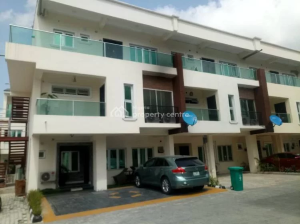 2 bedroom Terraced Duplex House for rent Chevron Lekki Lagos