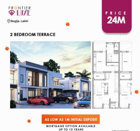 2 bedroom Terraced Duplex House for sale Bogije Lekki Lagos