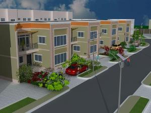 House for sale Aso Hortigraph Housing Estate At New Karmo Districhoodt With Close To Life Camp And Jabi. Jabi Abuja - 1