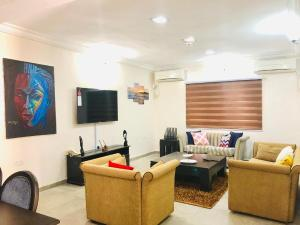 2 bedroom Flat / Apartment for shortlet Osborne ikoyi Osborne Foreshore Estate Ikoyi Lagos - 1