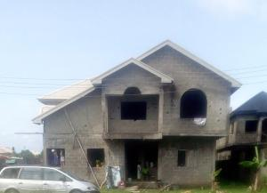 Blocks of Flats House for sale Off before Road  Badore Ajah Lagos