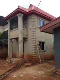 Blocks of Flats House for sale Gius Idubor, Central road G.R.A Oredo Edo