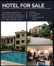 Hotel/Guest House Commercial Property for sale KOLEX AVENUE Ajao Estate Isolo Lagos