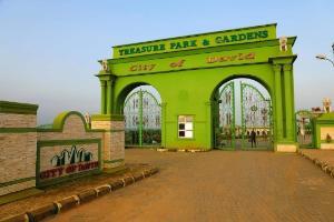 Land for sale Shimawa City of David Treasure park Berger Ojodu Lagos