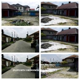3 bedroom Detached Bungalow House for sale Rumuebekwe Estate  Port-harcourt/Aba Expressway Port Harcourt Rivers