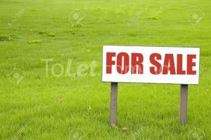 Land for sale enoma street off ago palace way Ire Akari Isolo Lagos