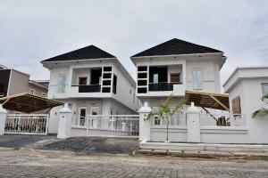 5 bedroom Detached Duplex House for sale Victory Park Estate; Osapa london Lekki Lagos