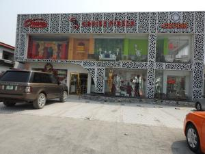 Shop in a Mall Commercial Property for rent Emma Abimbola street Lekki Phase 1 Lekki Lagos
