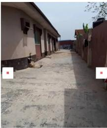 7 bedroom Flat / Apartment for sale directly along adesan road. opposite community secondary School, mowe. Sagamu Ogun