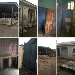 Detached Bungalow House for sale Ayobo Ipaja Lagos
