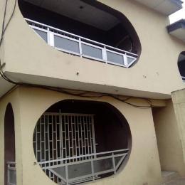 Semi Detached Duplex House for sale Gbagada Estate Medina Gbagada Lagos
