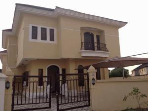 4 bedroom House for sale crown estate Ajah Crown Estate Ajah Lagos - 0