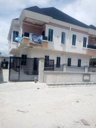 4 bedroom Semi Detached Duplex House for sale Alternative Route Behind Chevron Office By 2nd Toll Gate, Lekki, Lagos chevron Lekki Lagos