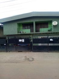Detached Duplex House for sale Kalejaiye street, beesam Mafoluku Oshodi Lagos