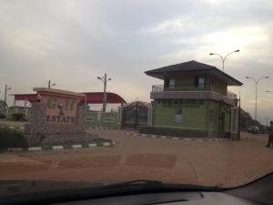 Serviced Residential Land Land for sale Shimawa, ADRON HOMES AREA, Behind RCCG Redemtion Camp Mowe Obafemi Owode Ogun