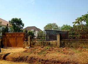 Commercial Land Land for sale Before Stella Maris  Life Camp Abuja