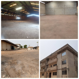 10 bedroom Warehouse Commercial Property for rent Abeokuta express road very close to new Nigerian brewery (Sonna brewery Sango Ota Ado Odo/Ota Ogun