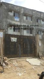 1 bedroom mini flat  Flat / Apartment for sale Akinyemi street Alapere Kosofe/Ikosi Lagos