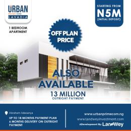 3 bedroom Self Contain Flat / Apartment for sale Adjacent to Mother and Child care centre Abraham adesanya estate Ajah Lagos