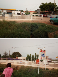 Industrial Land Land for sale Giri area just after Gwagwalada before airport abuja Gwagwalada Abuja