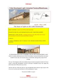 Warehouse Commercial Property for sale - Ibeju-Lekki Lagos