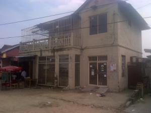 House for sale Herbert Macaulay way Yaba Yaba Lagos - 0