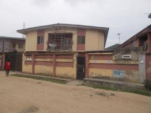 Flat / Apartment for sale dele orisabiyi street off ago palace way  Ago palace Okota Lagos - 0
