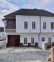 4 bedroom Semi Detached Duplex House for sale Just After Chevron Toll Gate,  Ikota Lekki Lagos