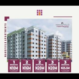 2 bedroom Blocks of Flats House for sale Behind National Stadium  Surulere Lagos